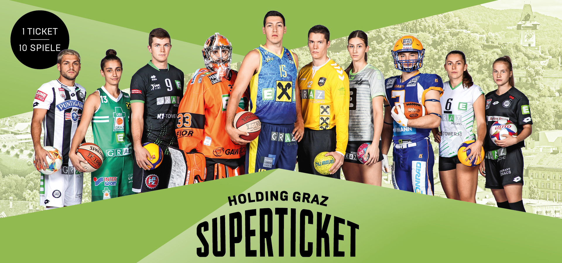 Superticket 2019 / 2020 Graz